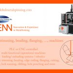 trimming, beading, flanging machines by denn