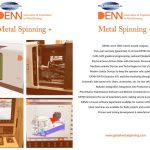 metal spinning and shear forming machines by denn