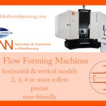 cnc flow forming machines by denn