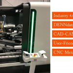 denn cad-cam for metal spinning machines